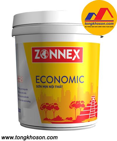 Sơn Zonnex mịn nội thất Economic