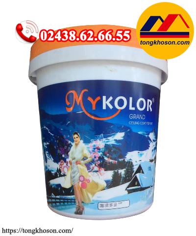 Sơn trần nhà siêu trắng Mykolor Ceiling Coat