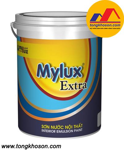 Sơn Mylux Extra nội thất mịn