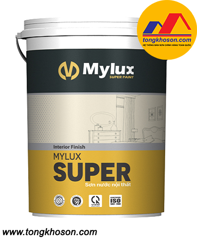 Sơn Mylux Super nội thất