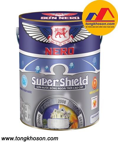 Sơn Nero ngoại thất bóng Super shield