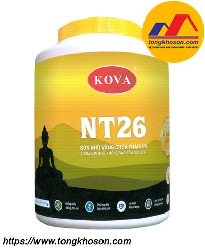 Sơn nhũ vàng Kova NT26