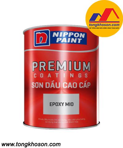 Sơn sàn Nippon Epoxy MIO