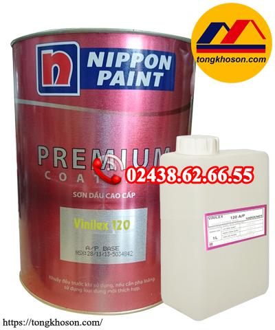 Sơn Nippon Vinilex 120 Active Primer