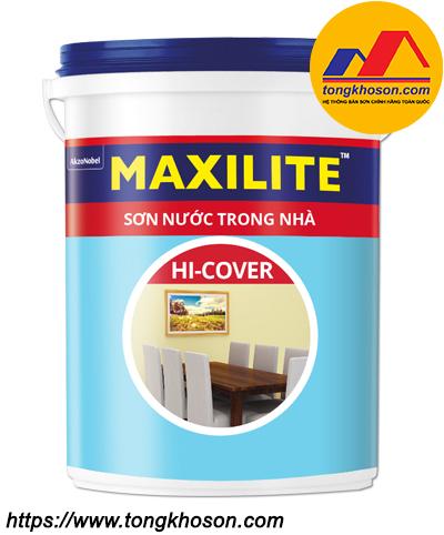 Sơn trong nhà Maxilite Hi-Cover ME6