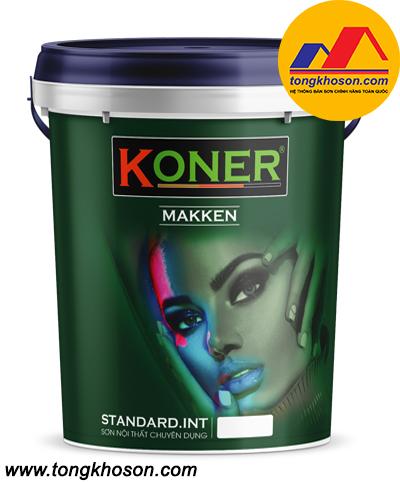 Sơn nội thất chuyên dụng Koner
