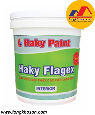 Sơn nội thất mịn Haky Flagex