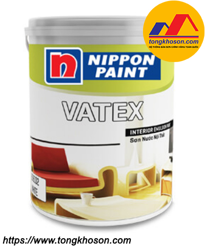 Sơn Nippon Vatex nội thất