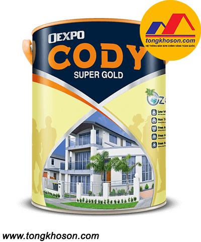Sơn Oexpo Cody bóng mờ ngoài trời