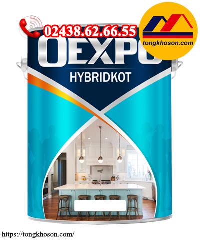 Sơn OExpo Hybridkot siêu bóng ngoại thất