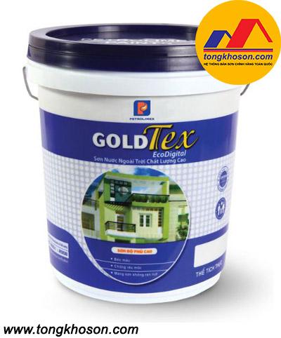 Sơn Petrolimex GoldTex ngoại thất chất lượng cao