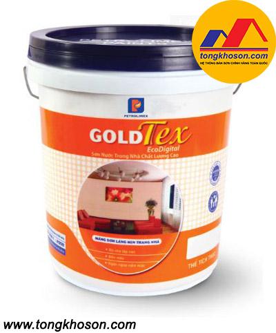 Sơn Petrolimex GoldTex nội thất chất lượng cao