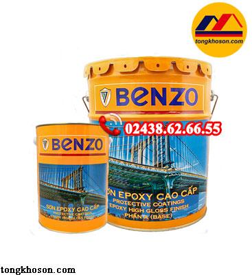 Sơn phủ epoxy tàu biển Benzo
