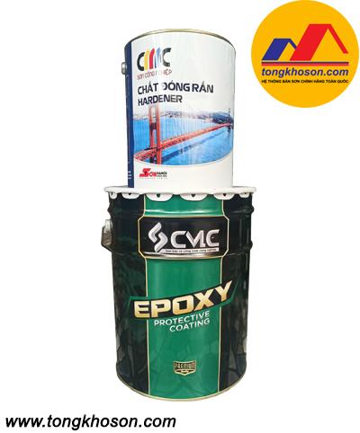 Sơn Epoxy chống rỉ CMC