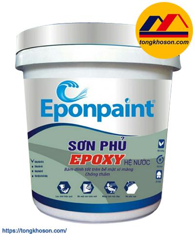Sơn phủ Epoxy Eponpaint gốc nước