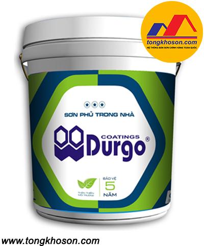 Sơn nội thất Durgo 3 sao bề mặt mịn