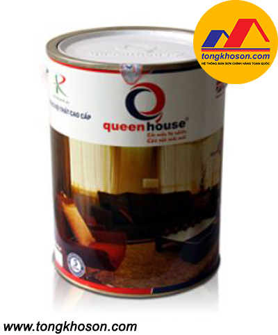 Sơn Queen House bóng nội thất