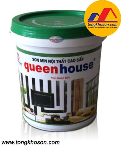 Sơn Queen House mịn nội thất