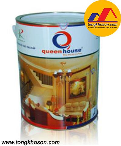 Sơn Queen House siêu bóng nội thất