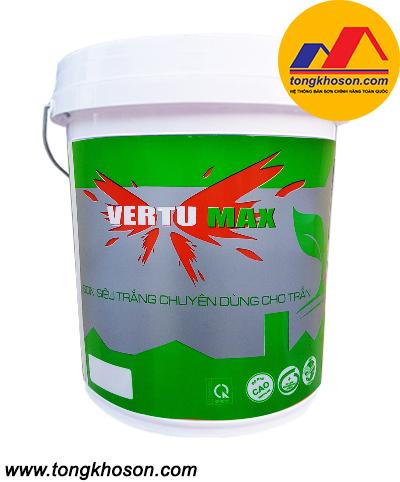 Sơn Vertumax GYPOW siêu trắng nội thất dùng cho trần nhà