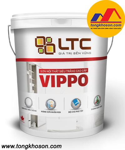 Sơn VipLic VL7 nội thất siêu bóng