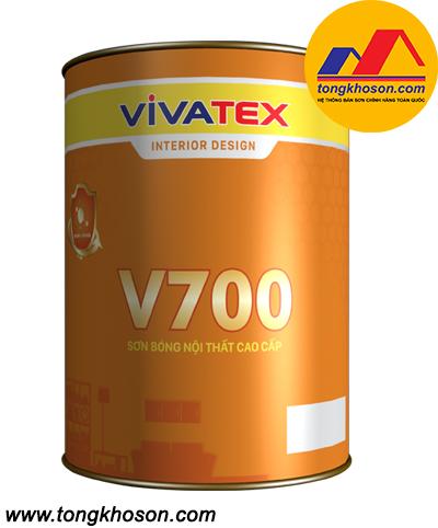 Sơn Vivatex nội thất bóng cao cấp