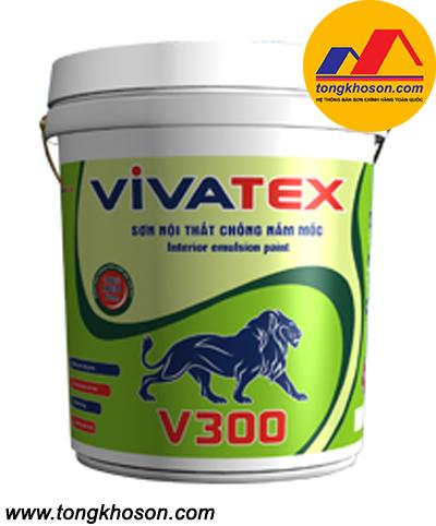 Sơn Vivatex nội thất chống nấm mốc