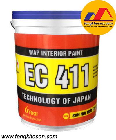 Sơn Wap nội thất cao cấp EC411
