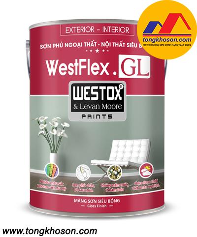 Sơn Westox siêu bóng nội và ngoại thất