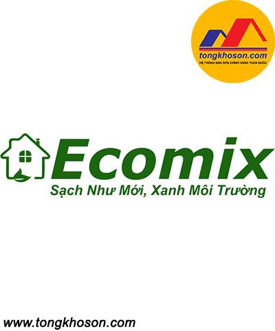 Dầu bóng Clear Ecomix
