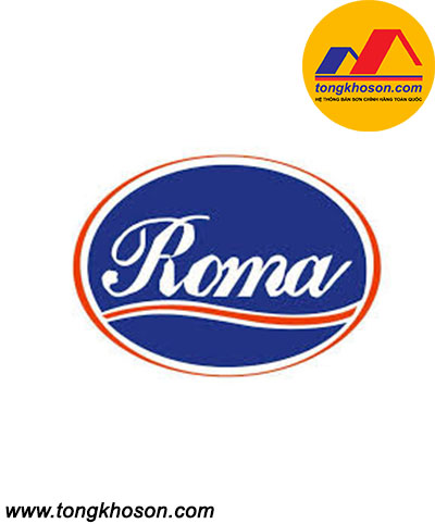 Sơn Roma Manosa siêu bóng nội thất