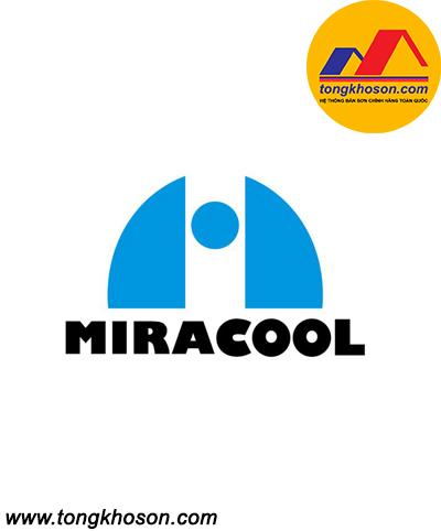 Sơn chống nóng Miracool TA100 công nghệ Nhật Bản