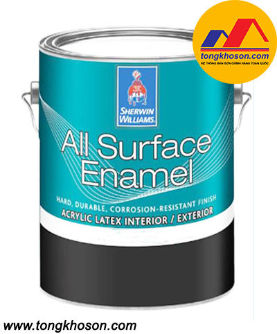 Sơn dầu Sherwin Williams Surface Enamel