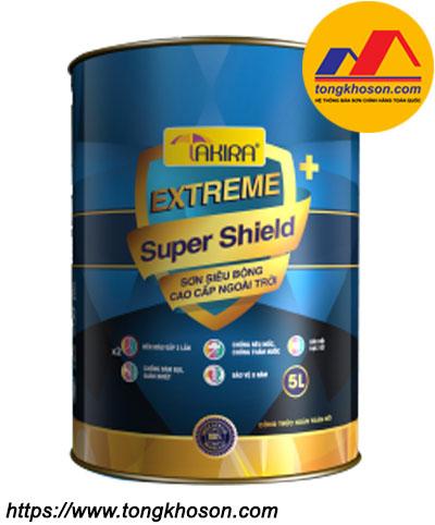 Sơn Takira Extreme Super Shield Plus ngoại thất siêu bóng