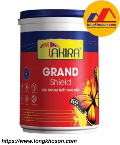 Sơn ngoại thất cao cấp Takira Grand Shield