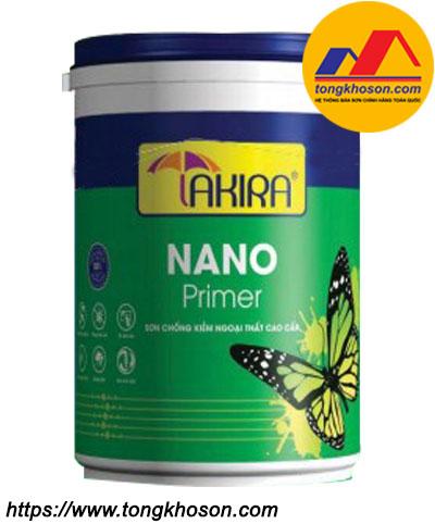 Sơn lót chống kiềm ngoại thất cao cấp Takira Nano Primer