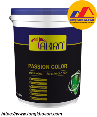 Sơn Passion Color Takira