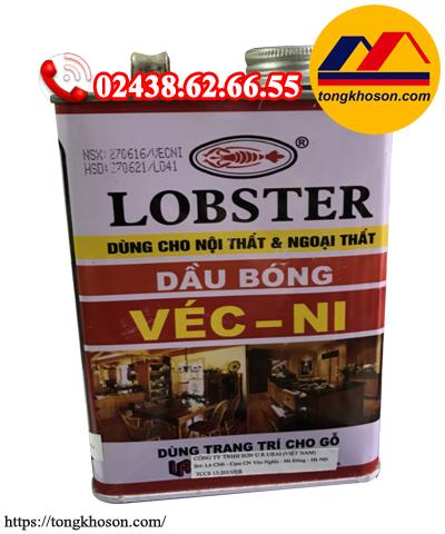 Dầu bóng Vec-ni Lobster