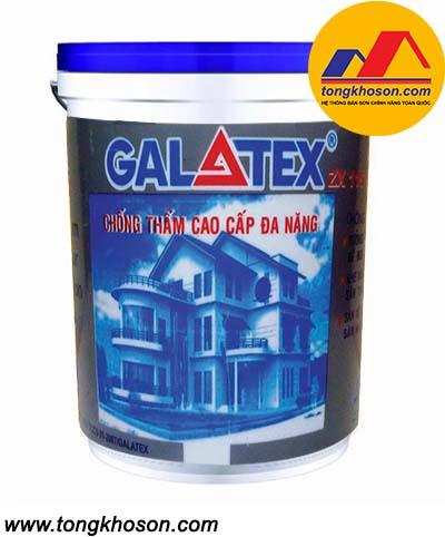 Sơn chống thấm màu Galatex