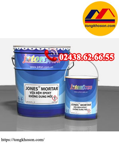Vữa đệm epoxy Joton Jones mortar