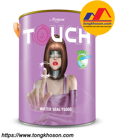 Sơn chống thấm màu Mykolor Touch Water Seal T1000