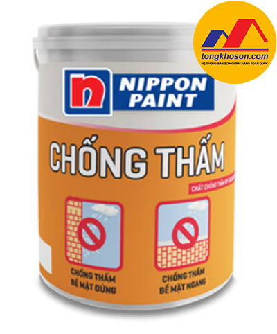 Sơn chống thấm Nippon WP 100