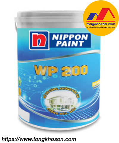 Sơn chống thấm Nippon WP 200