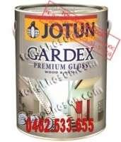 Sơn dầu Jotun Gardex dành cho gỗ và kim loại