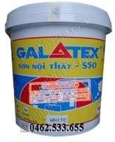 Sơn Galatex S50 nội thất mịn