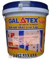 Sơn Galatex S100 nội thất mịn