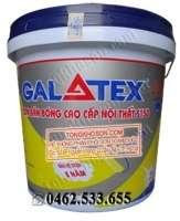 Sơn Galatex S150 nội thất bán bóng