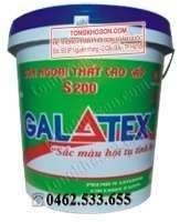 Sơn Galatex S200 ngoại thất mịn