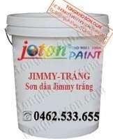 Sơn dầu Joton Jimmy trắng