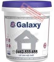 Sơn lót siêu chống kiềm Galaxy 3in1 nội thất